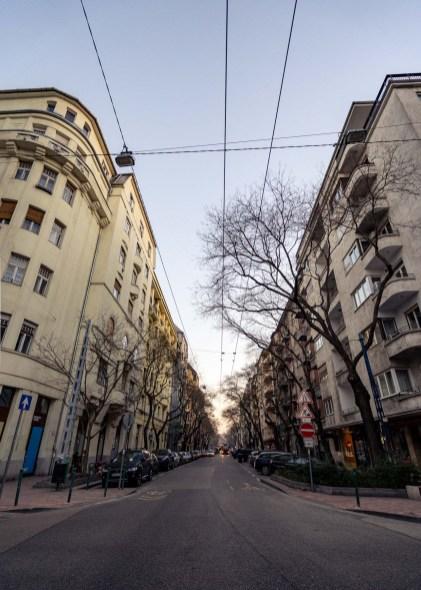 A Random Street Near my Apartment