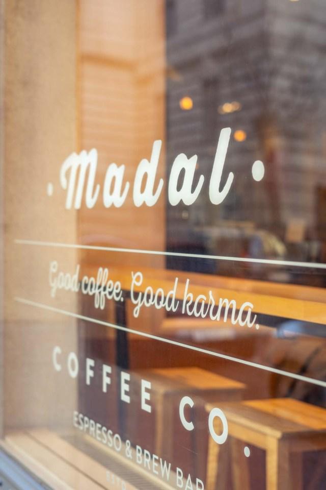 Madal - Good Coffee, Good Karma