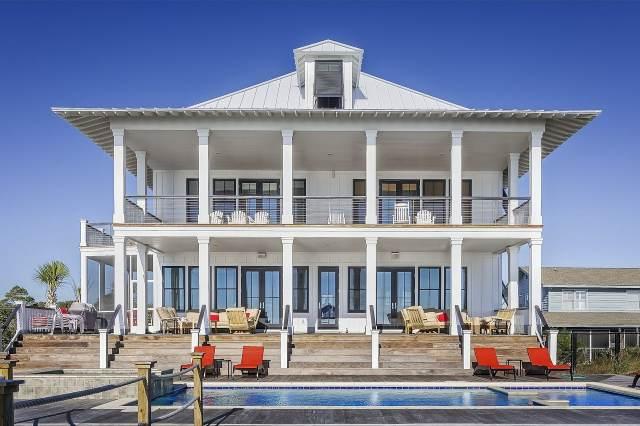 luxe maison de vacances
