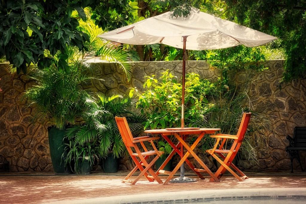 parasol location saisonniere