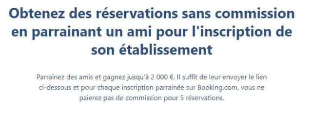 extranet booking opportuné