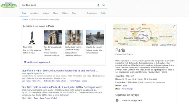 experiences google voyageurs