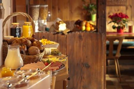 petit dejeuner para hotellerie