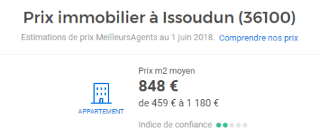 achat residence principale
