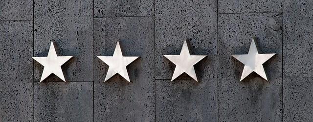 atout france classement étoiles