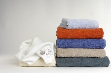 serviettes bains airbnb