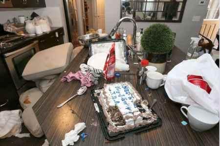 Exemple de photo qui illustre l'avis airbnb peu flatteur que le propriétaire de cette maison a laissé sur le site Korus.fr