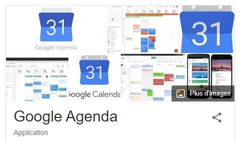 Google Agendas