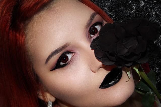 signification de la rose noire