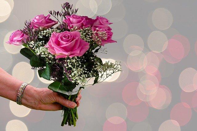 bouquets des roses prix
