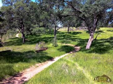 Trail between MIAD and Marina at Browns Ravine
