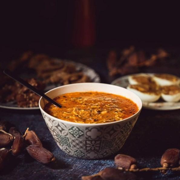 harira marocaine soupe traditionnelle du ramadan