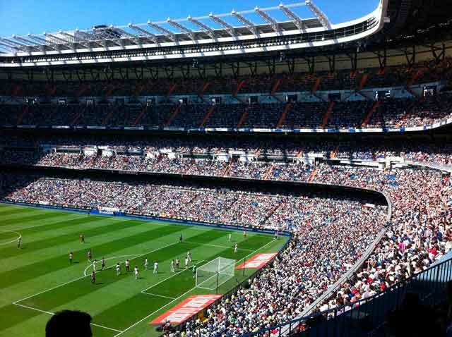 Entradas de fútbol al mejor precio con Never Empty