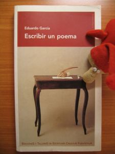 Escribir un poema, de Eduardo García