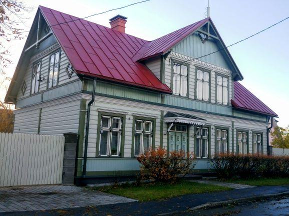 Aisa 41 Pärnu Eldur Puit