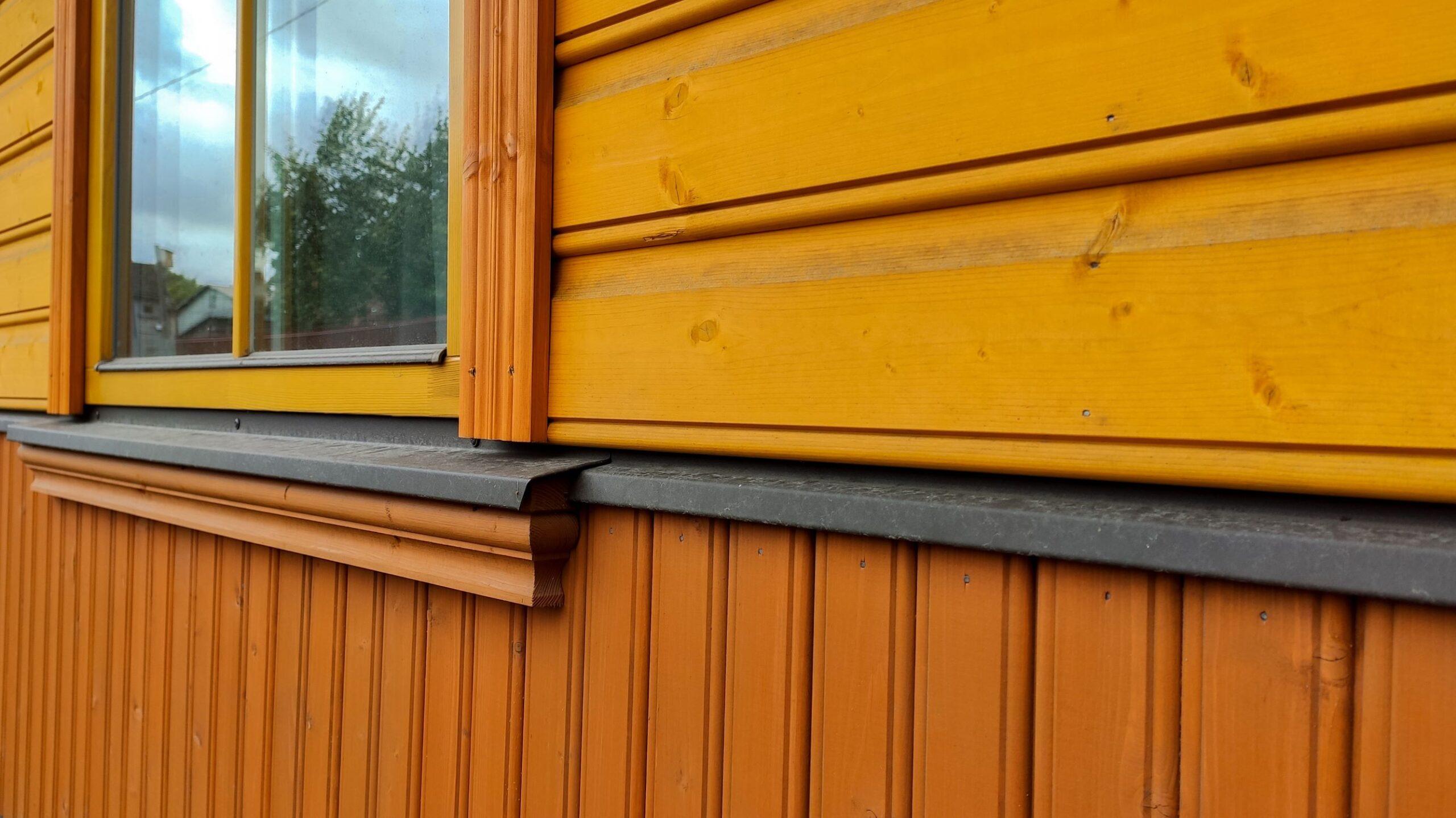 Värvitud voodrilaud Rähni 7, Pärnu