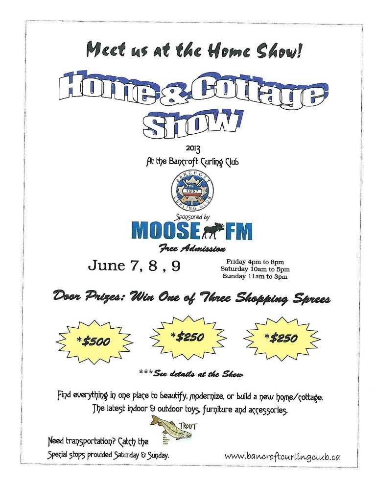Home Show Poster 1028