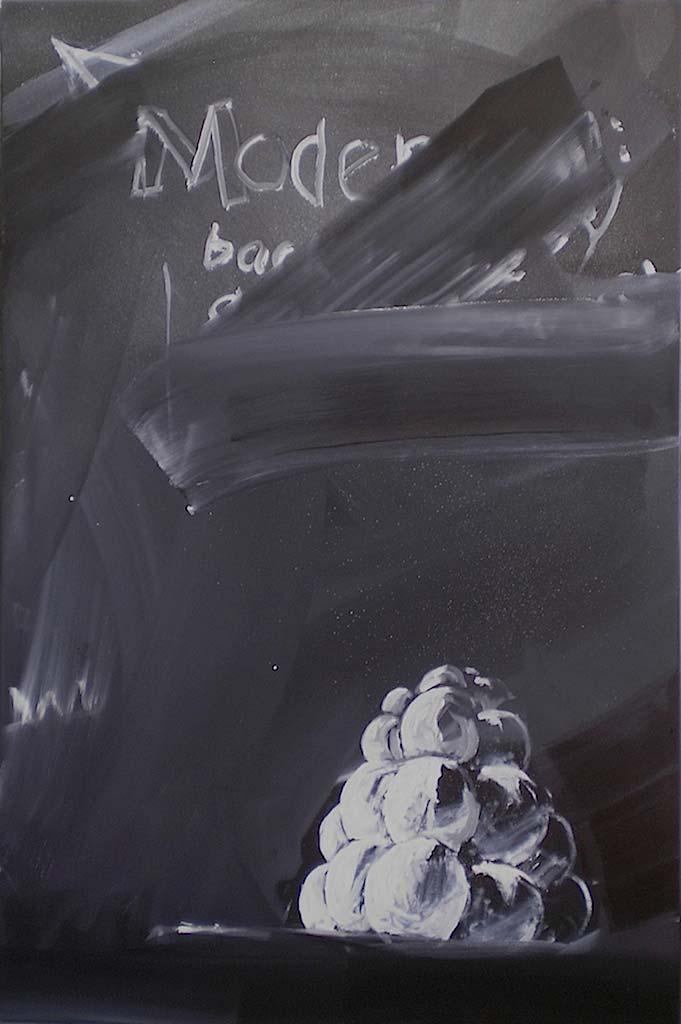 Chalkboard, 2011