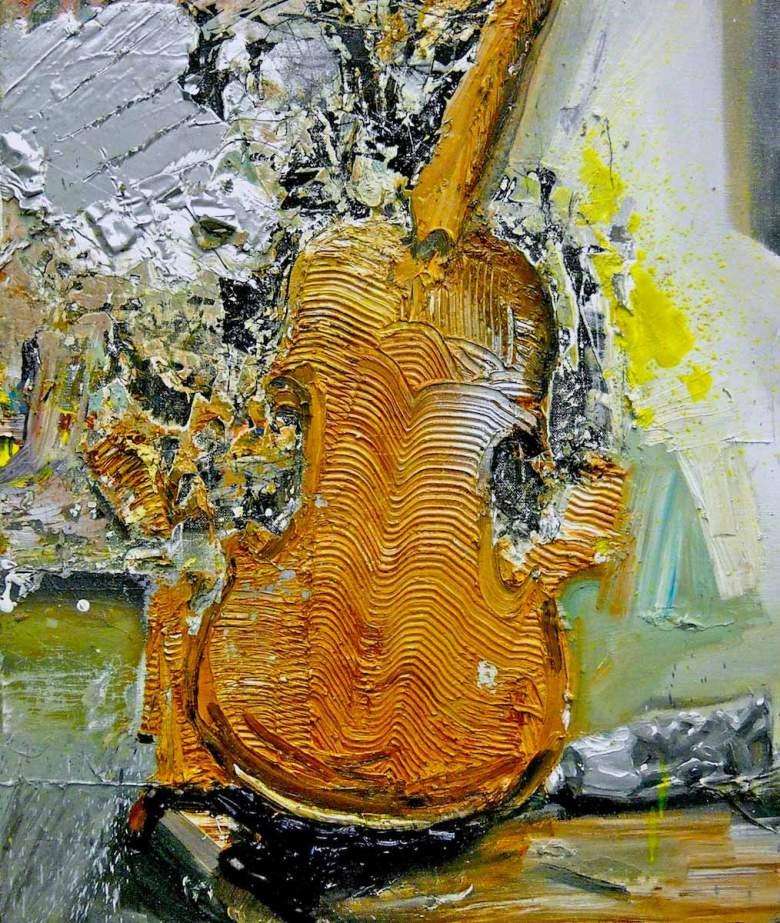 Violin, 2011