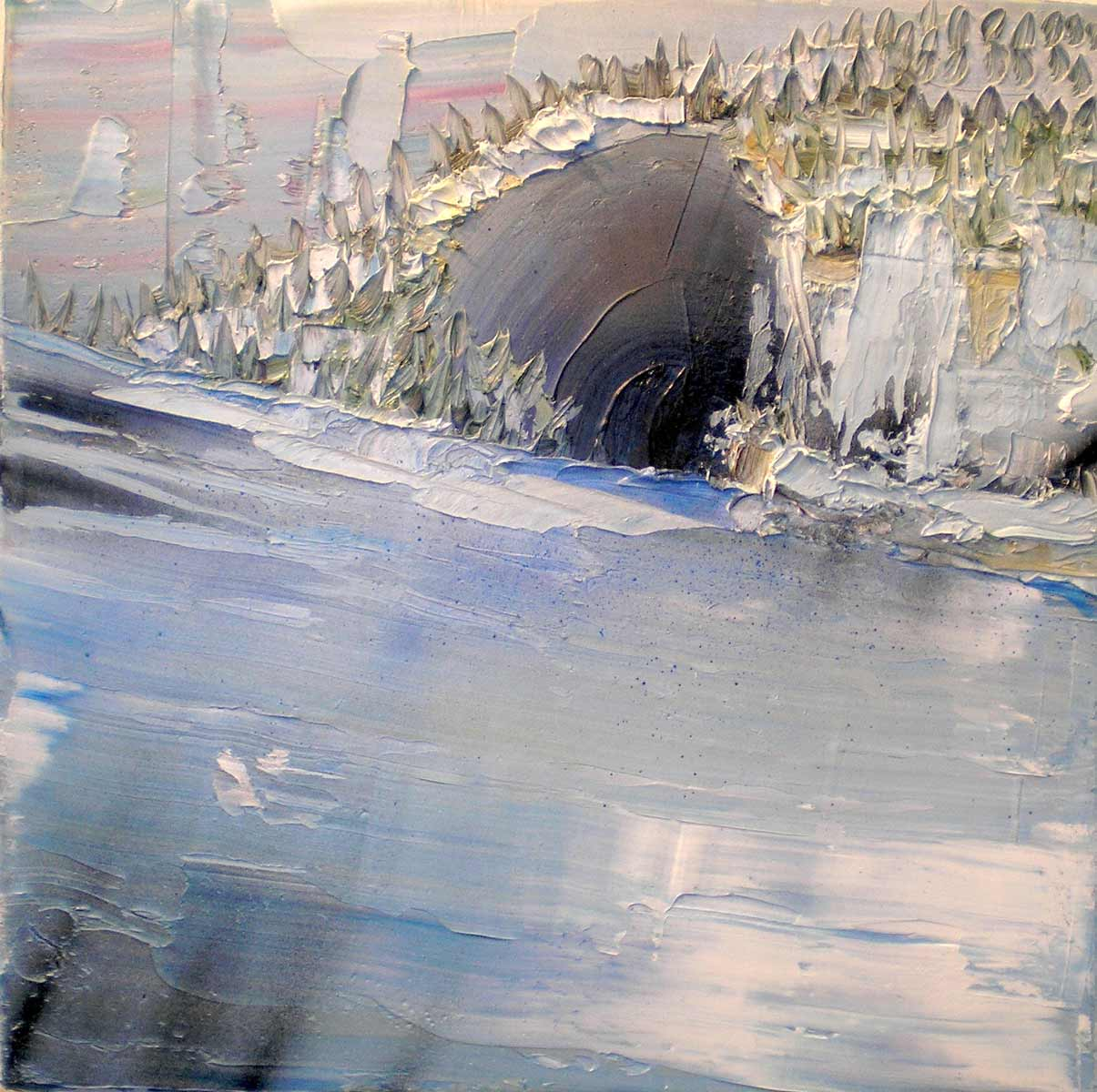 Snow Cave, 2010