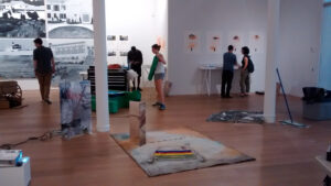 Drawing center install