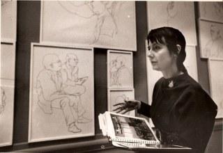 1974 Eleanor Dickinson Revival exhibit