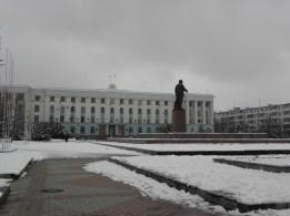 Snowy Lenin, Simferopol