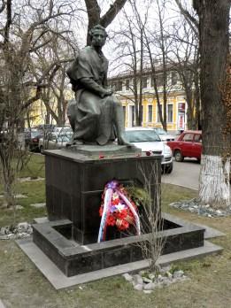 Pushkin, Simferopol