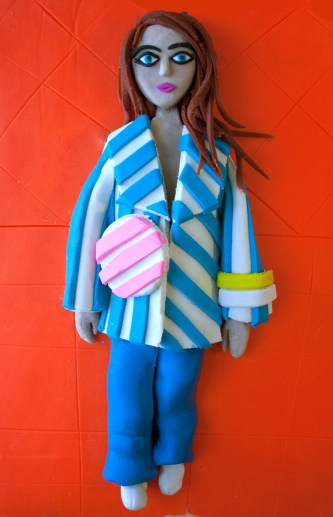 Jacquemus in Play-Doh for AnOthermag.com September 2014