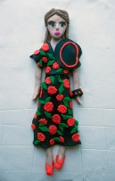Celine in Play-Doh for AnOthermag.com September 2014