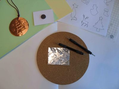 embossing course