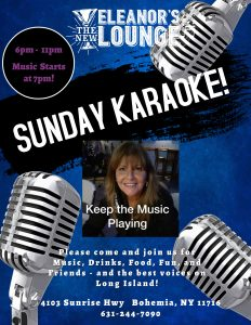 Karaoke Sunday @ Bohemia | New York | United States