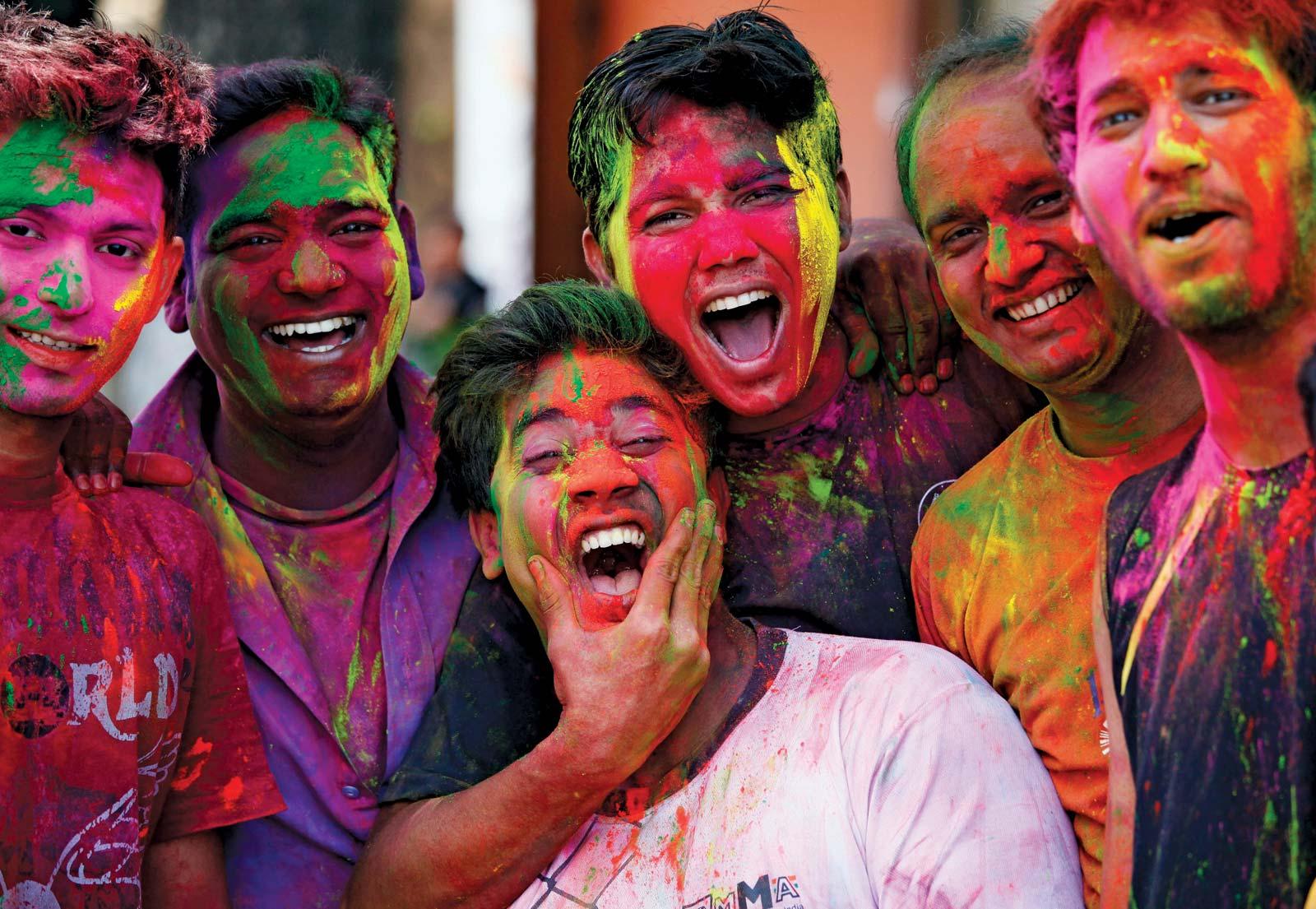 Class Activities International Festivals