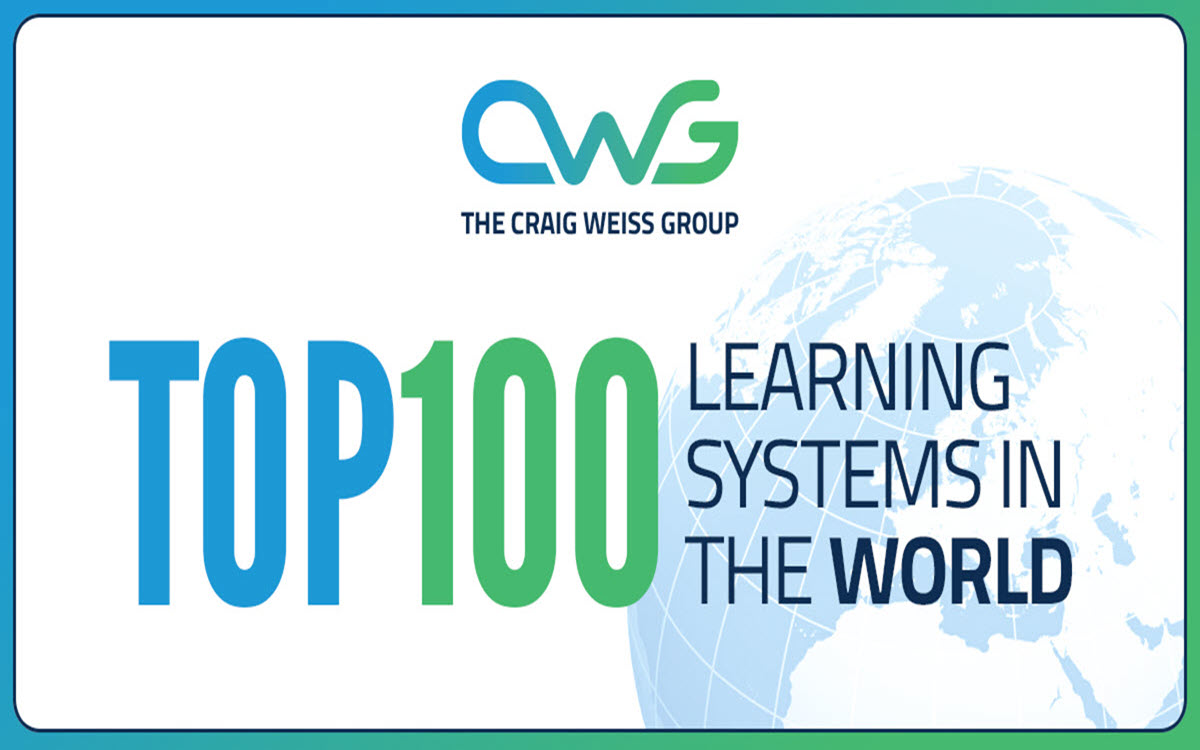 By Craig WeissTop 100 Learning Systems 2021-22