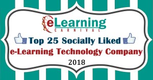 Top 25 Socially Liked e-Learning Technology Companies