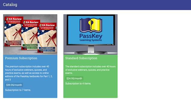 PassKey LMS