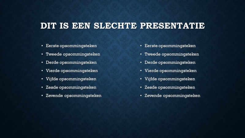 Hoe maak je een pakkende PowerPoint presentatie?