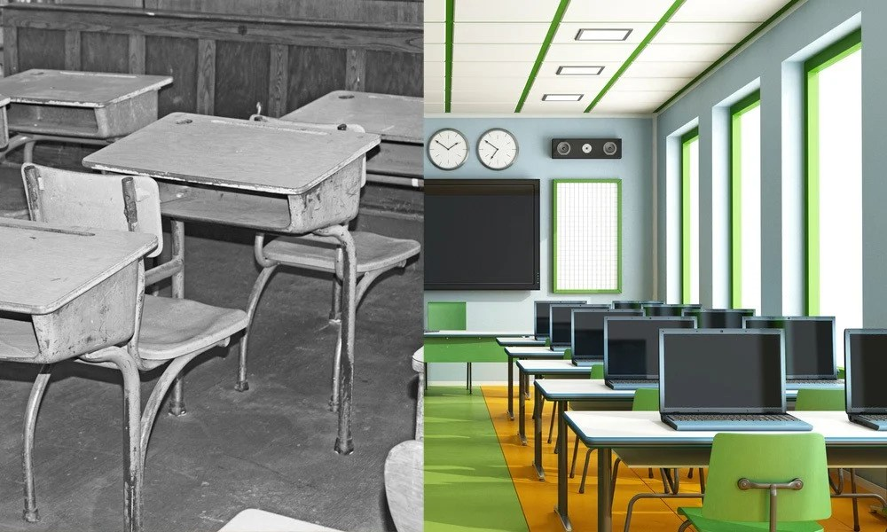 The History Of Blended Learning