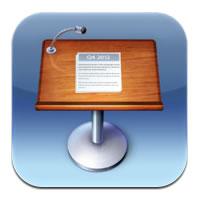 Keynote - iPad App of the Week