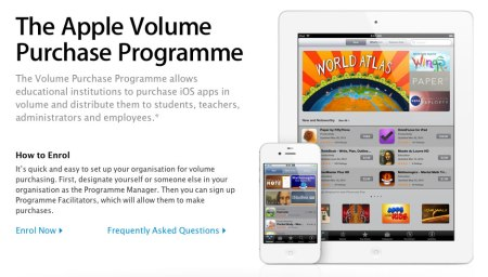 Apple Volume Purchase Programme