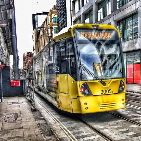 Snapeeded Tram