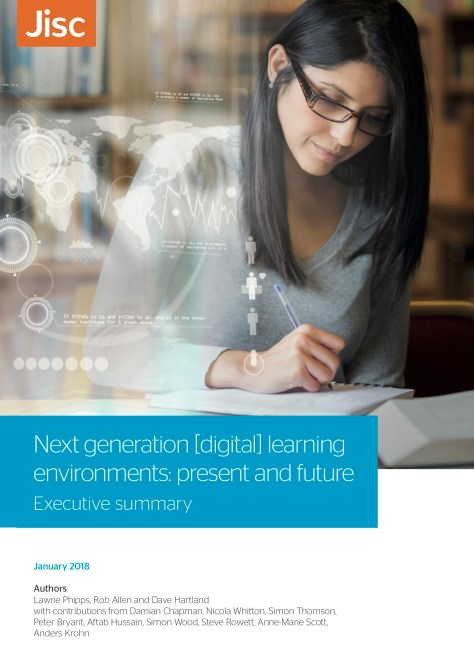 Next generation [digital] learning environments: present and future challenge.