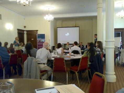 Jisc Pedagogy Experts Group meeting in Bristol