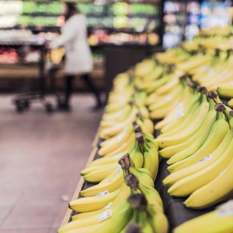 Bananas - Image by StockSnap from Pixabay