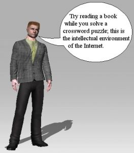 Digital Reading Comprehension - from Pisa to Carr