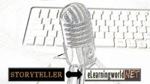 Storyteller on eLearningworld to create interaQtive Books