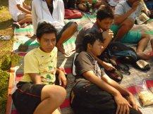 Kebaktian Padang KomRem