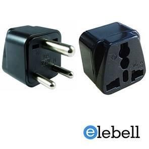 travel adapter to india