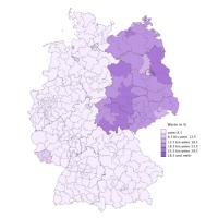 ¿Cómo votó Alemania? Die Linke y Alemania del Este