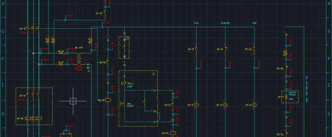electrical cad design software  elecdes design suite